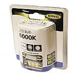 264 Ring 6 LED 12V 41mm Number Plate & Interior Ice White Festoon Bulbs