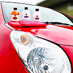 Short Cut Rocket Pack - Car Cleaning Kit by Rocket Butter