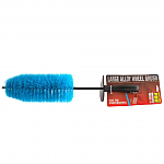 Large Alloy Wheel Brush