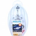 H4 Philips Vision Spare Bulb Kit