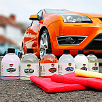 Pride In Your Ride Rocket Pack - Car Cleaning Kit by Rocket Butter