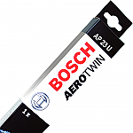 Bosch AeroTwin Car Specific Multi-Clip Single Wiper Blade 23""