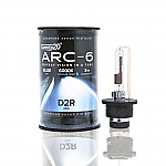 D2R Twenty20 ARC-6 Upgrade 35W 6000K Xenon HID Bulb
