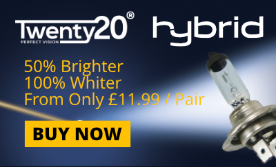 Twenty20 Halogen Bulbs