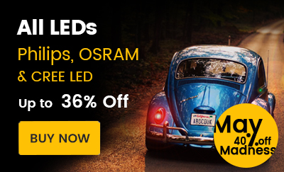LED Sale May Madness