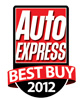 Auto Express Best Headlamp Bulb Winner 2012