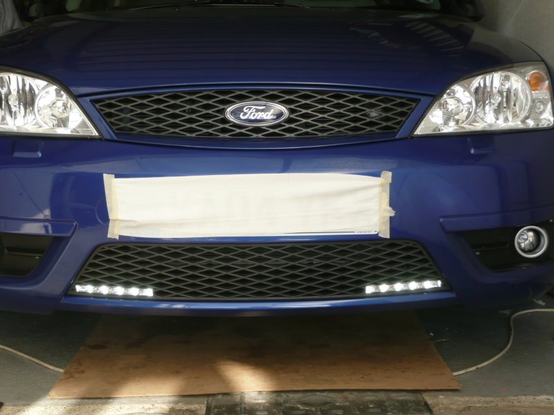 Daytime Running Light Installation - Picture 10