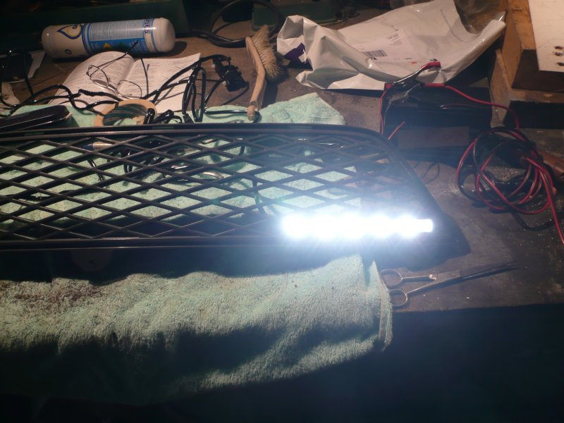 Daytime Running Light Installation - Picture 7